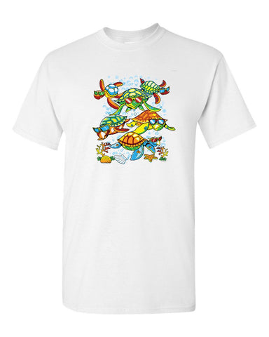 Cool Turtle Solar Shirts