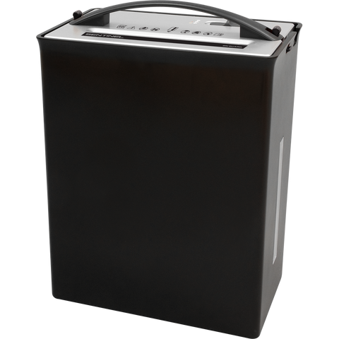 Sentinel® 10 Sheet Microcut Paper Shredder with Handle FM104B