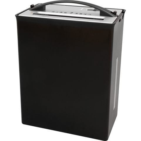 Sentinel® EZ Lift® 8-Sheet Microcut Paper Shredder with Handle FM84B