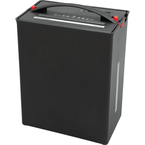 Sentinel® EZ Lift® 12-Sheet Crosscut Compaction Paper Shredder FX124BC -- Estimated in stock July