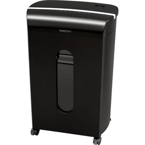 GoECOlife® 16 Sheet Microcut Commercial Grade Paper Shredder GMC160P-BLK Black