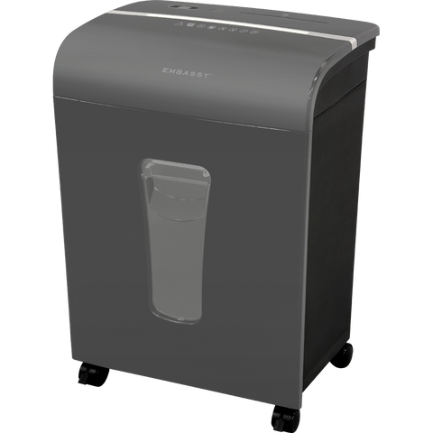 Embassy® 12 Sheet Microcut Paper Shredder LM120Pv Gray
