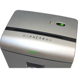 GoECOlife® Limited Edition 10 Sheet Microcut Paper Shredder GMW101Pii-R Silver OPEN BOX