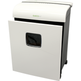 GoECOlife® Limited Edition 12 Sheet Microcut Paper Shredder GMW121P White Repackaged