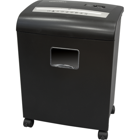 OMX 10 Sheet Crosscut Paper Shredder OM06764