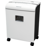 Embassy® 10 Sheet Microcut Paper Shredder LM101Pi White