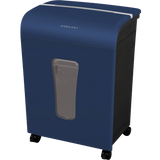 Embassy® 12 Sheet Microcut Paper Shredder LM120Piv-RP Blue Repackaged