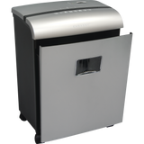 Embassy® 10 Sheet Microcut Paper Shredder LM101Pii-R Metallic Silver OPEN BOX