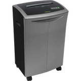 GoECOlife® 18 Sheet Crosscut Commercial Paper Shredder Platinum Series - High Speed GXC180TiB