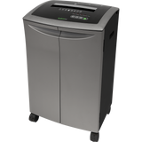 GoECOlife® 20 Sheet Crosscut Commercial Paper Shredder T-Door GXC200TiB-RP Repackaged