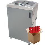 Boxis® AutoShred® 700 Sheet High Speed Microcut Commercial Shredder RS700-R OPEN BOX