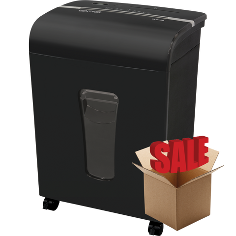 Sentinel® 12 Sheet Microcut Paper Shredder FM120P-R OPEN BOX
