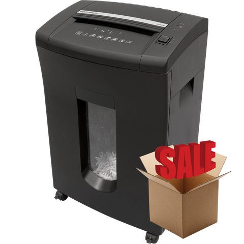 Sentinel® Pro 18 Sheet Crosscut Heavy Duty Paper Shredder FX1800P-R OPEN BOX