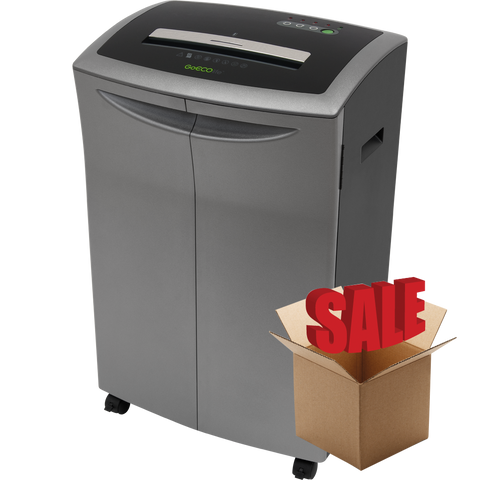 GoECOlife® 12 Sheet Microcut Commercial Paper Shredder GMC121Ti-R OPEN BOX