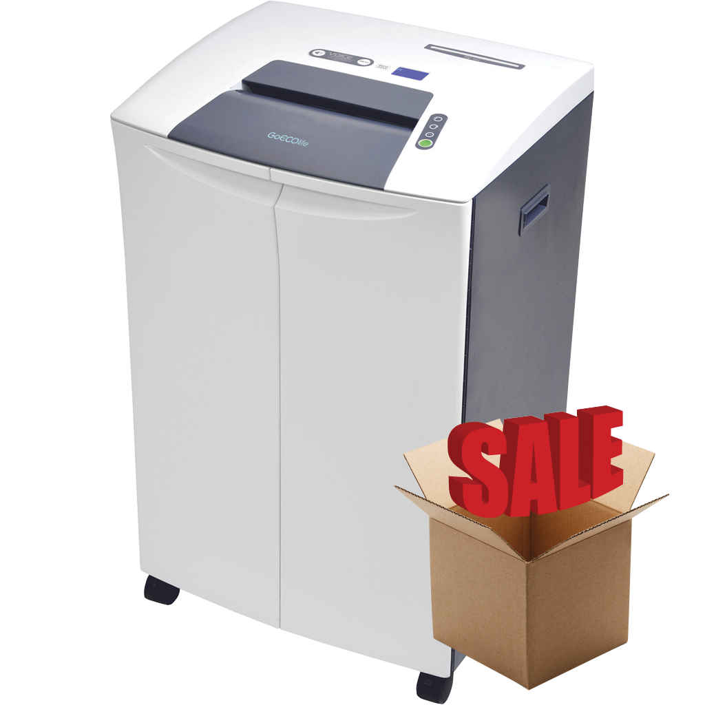 commercial document shredder research