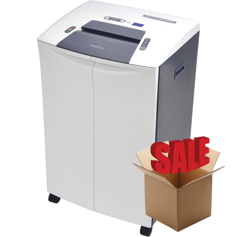 GoECOlife® 16 Sheet Wide Entry Crosscut Commercial Paper Shredder GXC1631TD-R OPEN BOX