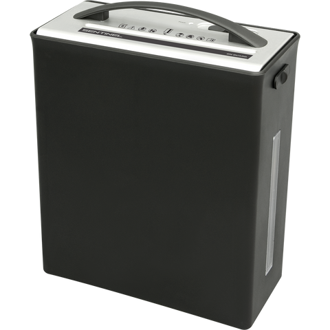 Sentinel® 6 Sheet Microcut Paper Shredder with Handle FM64B
