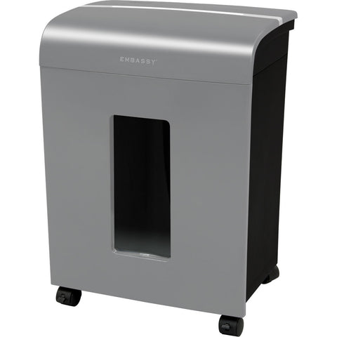 Embassy® 14 Sheet Microcut Paper Shredder LM140Pvii-RP Dove Gray Repackaged