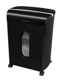 GoECOlife® Limited Edition 12 Sheet Microcut Paper Shredder GMW124P-BLK Black
