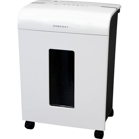 Embassy® 14 Sheet Microcut Paper Shredder LM140Pi White