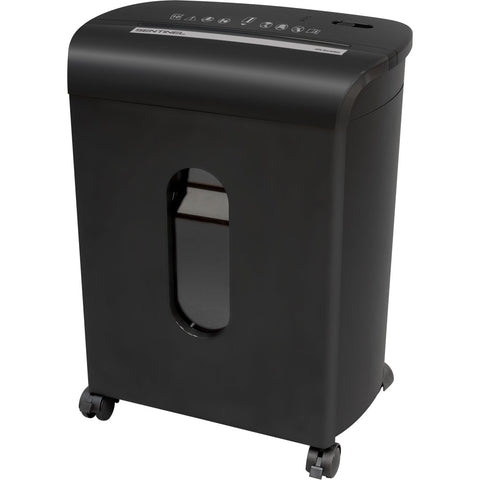 Sentinel® 10 Sheet Microcut Paper Shredder FM104P Black