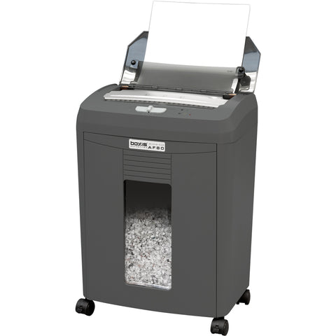 Boxis® AutoShred® 60 Sheet Autofeed Microcut Shredder AF60