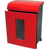 GoECOlife® Limited Edition 12 Sheet Microcut Paper Shredder GMW120Pii Red