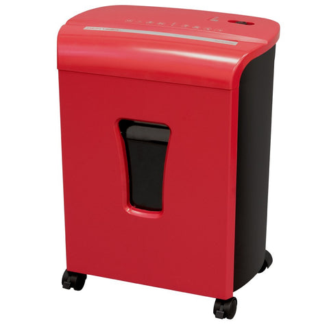 Sentinel® 10 Sheet Microcut Paper Shredder FM102P-RED Red