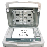 Boxis® AutoShred® 300 Sheet Autofeed Microcut Shredder AF300A-R OPEN BOX