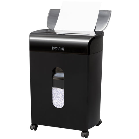 Boxis® AutoShred® 110 Sheet Autofeed Microcut Shredder AF110A
