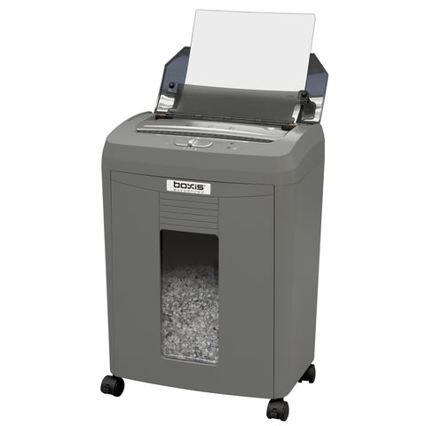 Boxis® AutoShred® 50 Sheet Autofeed Microcut Shredder AF50