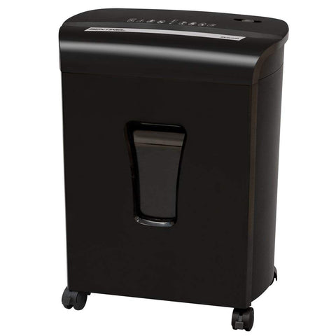 Sentinel® 10 Sheet Microcut Paper Shredder FM101P-BLK