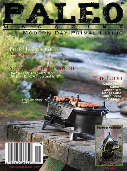 2011 July/August Issue (Hard Copy)