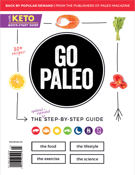 Go Paleo - Updated & Revised - Special Issue - (Hard Copy)