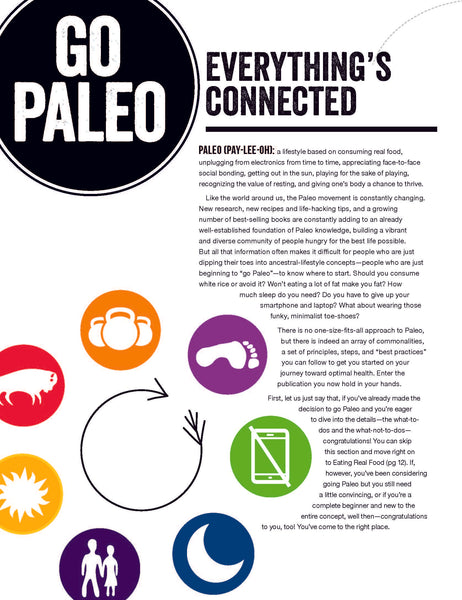 2019 Go Paleo - Revised & Updated - Special Edition (Digital)
