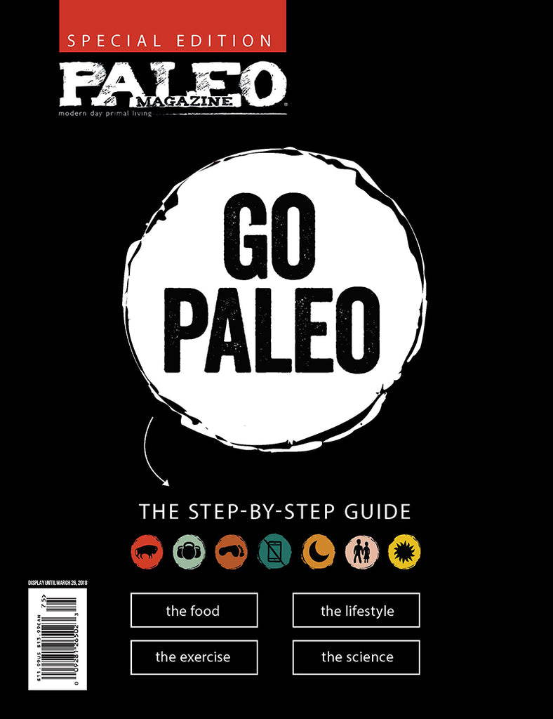 Go Paleo - Special Edition (Hard Copy)