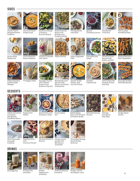 Paleo Magazine Holiday Cookbook Vol 3