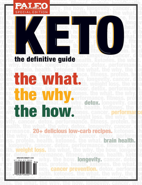 Keto - Special Edition (Hard Copy)