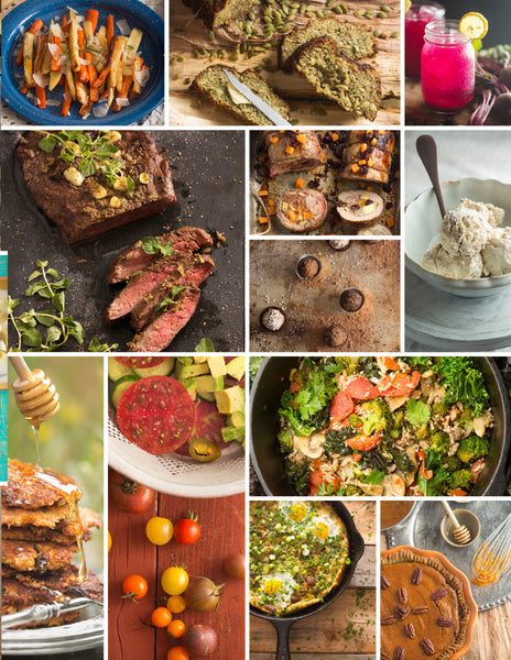 Paleo Magazine Holiday Cookbook Vol 2