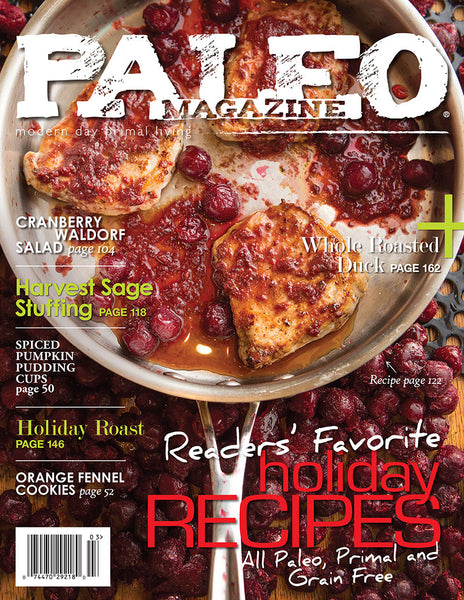 Reader's Favorite Holiday Recipe Book (Digital)