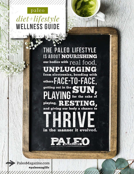 Paleo Diet+Lifestyle Wellness Guide (Digital)