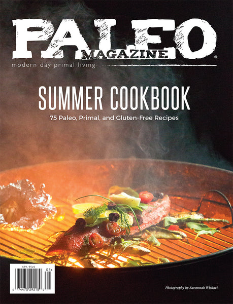 2016 Readers' Favorites Summer Cookbook