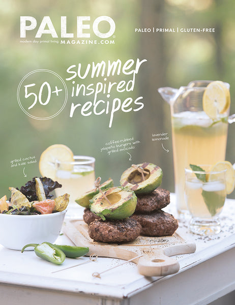 Summer Inspired Recipes ebook