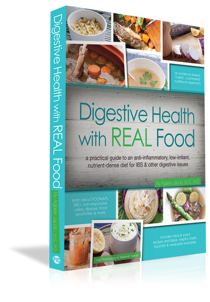 Digestive Health with REAL Food (Digital)