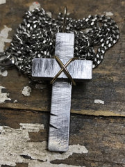 Hardened Steel Cross