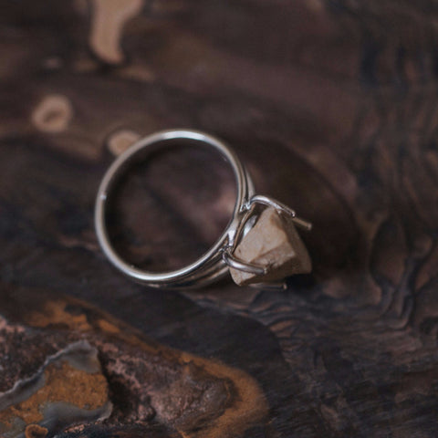 Stone's Throw Ring - Pre Order