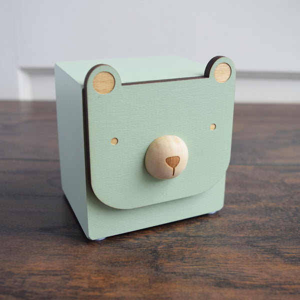 menagerie music box