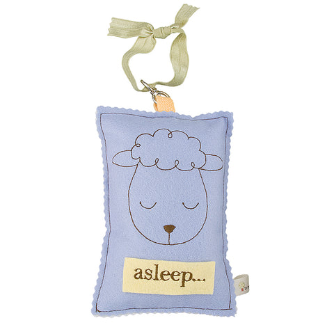 asleep/awake sign - sheep (3 colors) - Tree by Kerri Lee