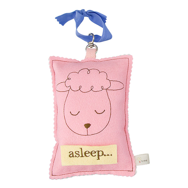 asleep/awake sign - sheep (3 colors)