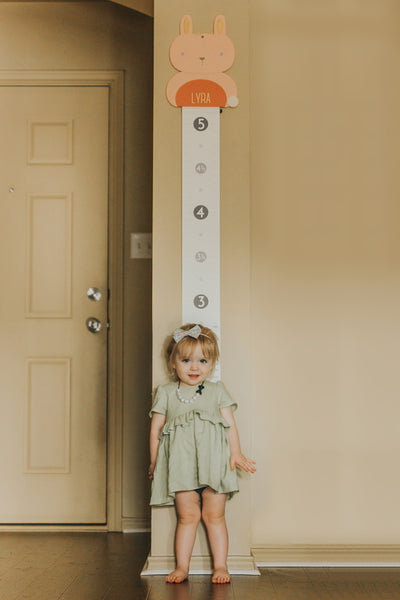 bunny growth chart - Tree by Kerri Lee